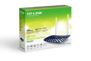 [Kaufland LB] TP-Link Archer C20 AC750 WLAN Dualband Router 8,74 Euro