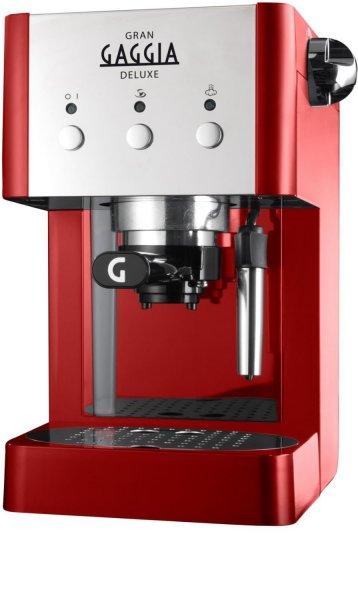 Gaggia RI8325 Espressomaschine/Kaffeemaschine in rot @ Amazon.it WHD
