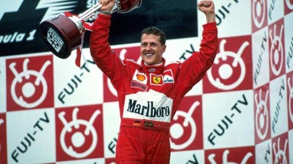 [Lokal Marburg] Michael Schumacher Ausstellung - Eintritt kostenlos