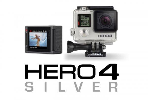 [Kaufland] Kiel - GoPro Hero4 Silver