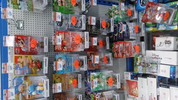 [Lokal Simmerath]  Diverse Amiibos ab 3€