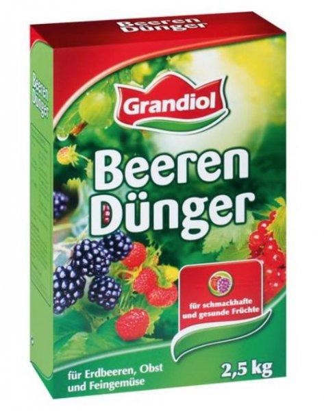 [Lidl/Sammeldeal] Verschiedene Grandiol Dünger ab 0,80€/kg ab 25.02.2016
