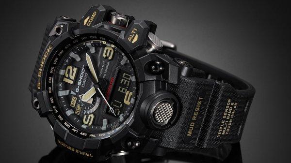 CASIO Premium G-Shock Mudmaster GWG-1000-1AER - vsk frei in D - Luna Pearls Shop