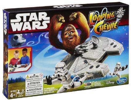 [Kaufland Eiche + Biesdorf und bestimmt überall]  Hasbro B2354100 Star Wars Looping Chewie 5,79€
