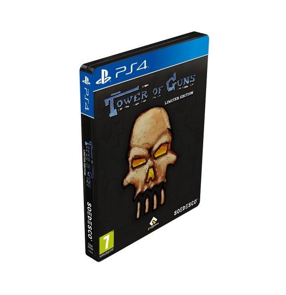 Tower of Guns: Steelbook Edition (PS4) für 17,77€ bei Amazon.co.uk