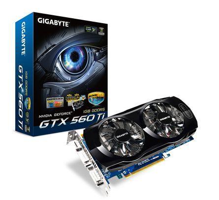GigaByte NVIDIA GeForce GTX560