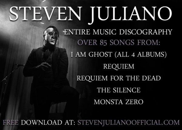 Steven Juliano/I Am Ghost/Requiem-Alben kostenlos