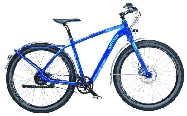 Kettler Boston Beltdrive Cityrad mit Riemenantrieb für knapp 930 € inkl. Versand