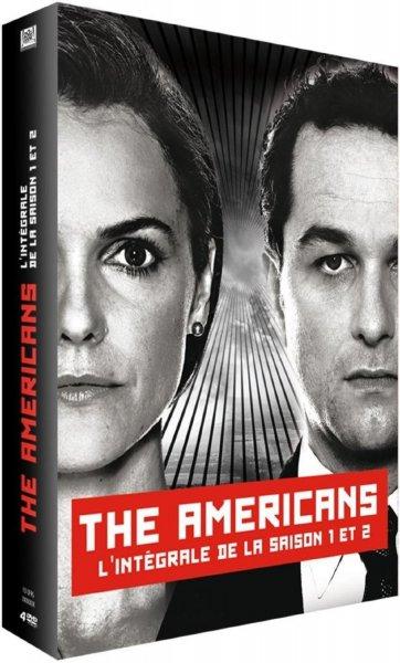 The Americans Staffel 1 & 2 [amazon.fr] [keine deutsche Synchro]
