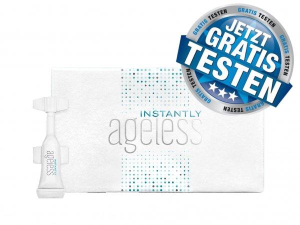 """""""Instantly Ageless™"""" Probe von Jeunesse  - gratis und keine Versandkosten"""