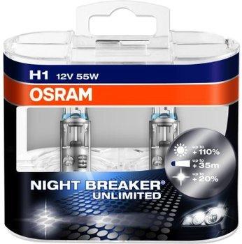 (AMZN Prime) OSRAM NIGHT BREAKER UNLIMITED H1 9€
