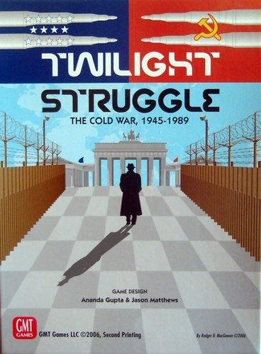 [Shop4world] Twilight Struggle deluxe [en] nur heute für ca. 39 Euro