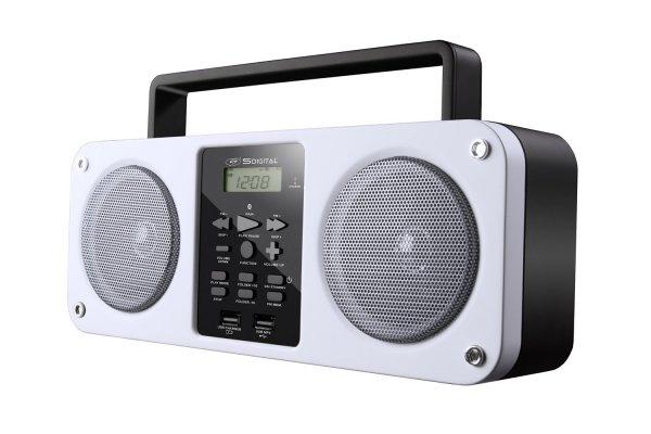 Blitzangebot: SDigital GB-3300 Mission Bluetooth-Boombox @55,99 Euro