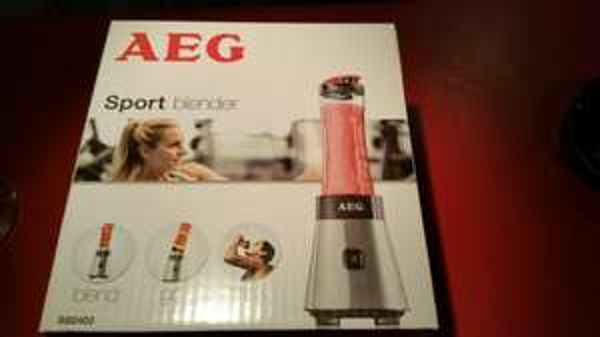 [Kaufland evtl. Lokal] AEG SB2400 mini Mixer smoothiemaker