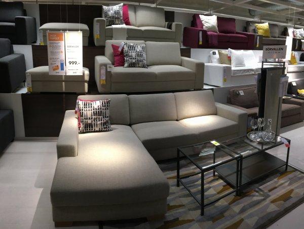 IKEA Sofa Serie Sörvallen bis zu 200€ reduziert IKEA Köln Godorf