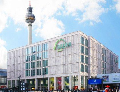 Lokal?  KAUFHOF (nicht Kaufland) Alexanderplatz Berlin (evtl. bundesweit) Endspurt WSV 40% auf bereits reduzierte Artikel