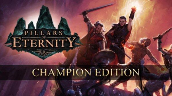 Pillars of Eternity Champion Edition STEAM GLOBAL CD-KEY (Preisfehler vorbei!)