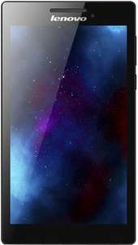 [amazon] Lenovo Tab 2 A7-10 17,8 cm (7 Zoll IPS) Tablet (ARM MTK 8121 QC, 1,3GHz, 1GB RAM, 8GB eMMC, GPS, Touchscreen, Android 5.0) schwarz