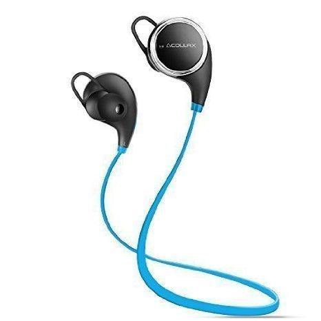 [Amazon Prime] COULAX QY8 Bluetooth V4.1 Stereo Sport-Kopfhörer für 16,99€