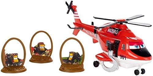 [Amazon Prime und Media Markt] Mattel CDW73 - Rettungseinsatz Blade Ranger für 11,99€