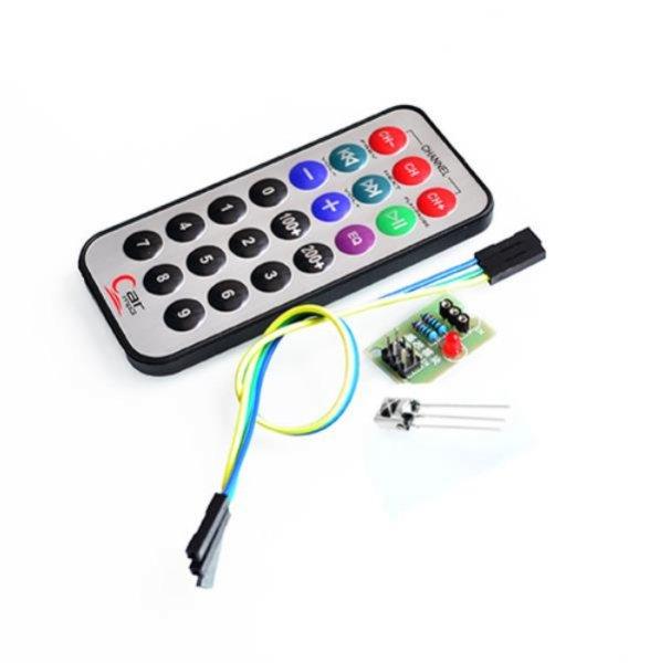 (CN)  IR-Empfänger-Modul DIY Kit HX1838 für Arduino Raspberry Pi für 0,78€ @ Aliexpress