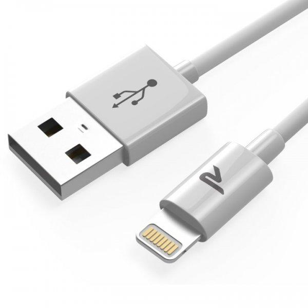 [Amazon Prime] Rampow Lightning Kabel 2Meter (MFI zertifiziert) GRATIS