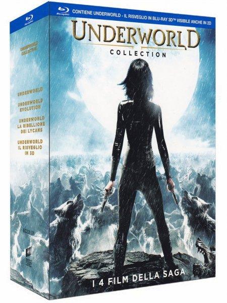 [Amazon.it] Underworld Collection für 17,39€ (nur englische + italienische Sprache]