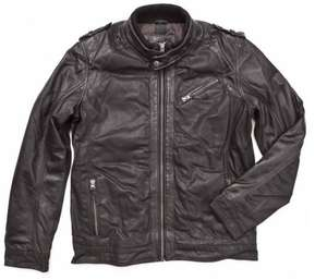 (Amazon) Mustang Leather Herren Jacke Lederjacke Croxley Acton Preston Warren - B teilweise unter 100€