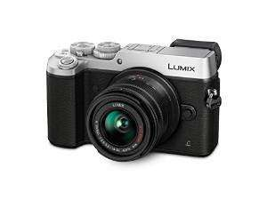 [amazon.co.uk] Panasonic Lumix DMC-GX8K Systemkamera (20 Megapixel, 3 Zoll Display, 4K Foto und Video, Touchscreen, WiFi, NFC, silber) inkl. 14-42mm II OIS Objektiv mit zusätzlich 140 EUR Cashback