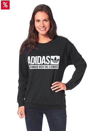 [Otto] Adidas Originals Damen Sweatshirt (Gr. 34 bis 44) für 24,99€ statt 39,99€ mit Neukundengutschein