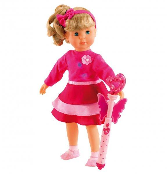 [Galeria Kaufhof] Bayer Design Puppe Magic Charlene - spricht 90 Sätze, singt 8 Lieder und trägt 2 Gedichte vor für 17,99€