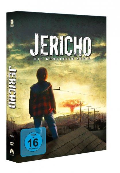 Jericho - Die komplette Serie [8 DVDs] für 9,97€ bei Amazon (Prime)