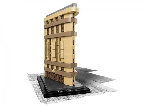 Lego Architecture Flatiron Building (21023) bei buecher.de für 27,51€ (31% Ersparnis)