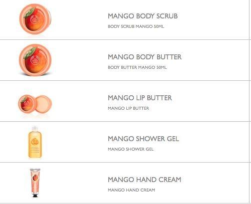 [The Body Shop] Beauty-Bundle (bestehend aus 5 Produkten) in 3 Variationen ab 22,40€ statt 33€, keine Versandkosten