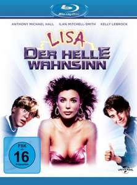 [Amazon Prime] Lisa - Der helle Wahnsinn [Blu-ray] für 5,99 inkl. Versand