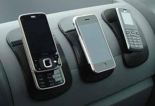 Anti-Rutsch Matte fürs Handy u.v.m. - nur 98 Cent inkl. Versand