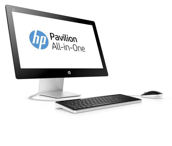 "HP Pavilion 23 - All-In-One PC (23"" Full HD IPS, Intel Core Core i5 4460T 1.9 Ghz, 4GB Ram, Intel HD 4600, 1TB HDD, B&O PLAY Lautsprecher, WLAN ac, Windows 10 für 626,67€ bei Amazon.fr"