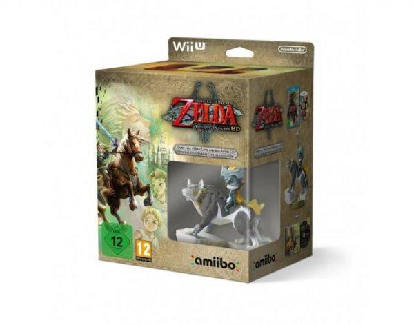 The Legend of Zelda: Twilight Princess HD - Special Edition (deutsch) (WiiU)