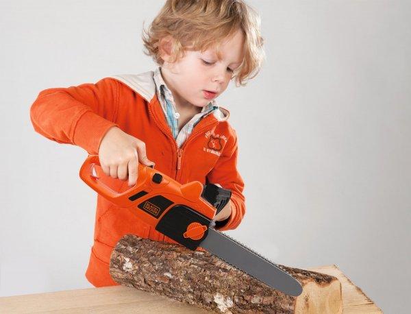 [Amazon.de-Prime] Black + Decker Motorsäge  / Black + Decker eVo 4-in-1 Werkzeug für Kinder