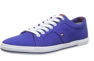 [Amazon] Tommy Hilfiger Herren Sneakers (Monaco Blue)  Gr.40-47