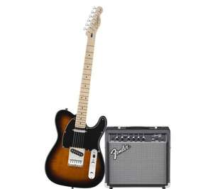 Squier Affinity Telecaster Pack -