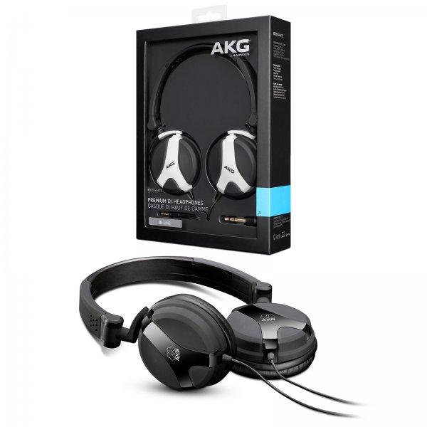 [Ebay] AKG K 518 On-Ear-Kopfhörer mit 3D-Falt-Design in weiß oder schwarz für 33€