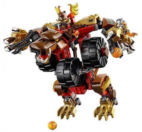 [shop.lego.com] LEGO Chima Grollbär-Mech; Mammut-Eisfestung [23,49€ / 35,99€]