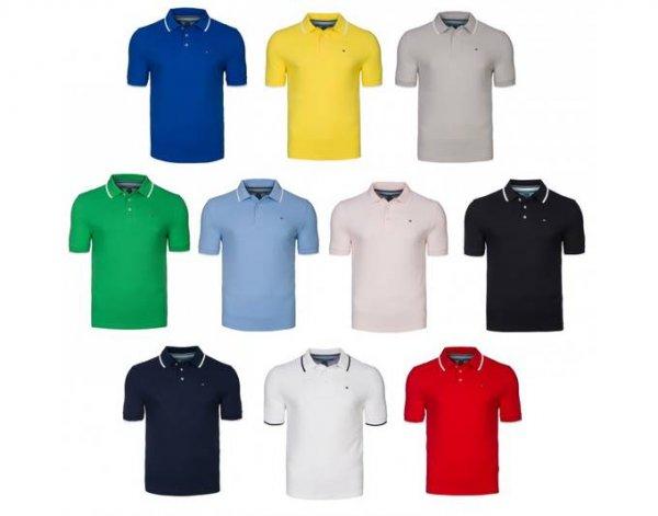 Tommy Hilfiger Kurzarmpoloshirt für 31,95€ @ Allyouneed-Outlet46 in 10 Farben und allen Größen
