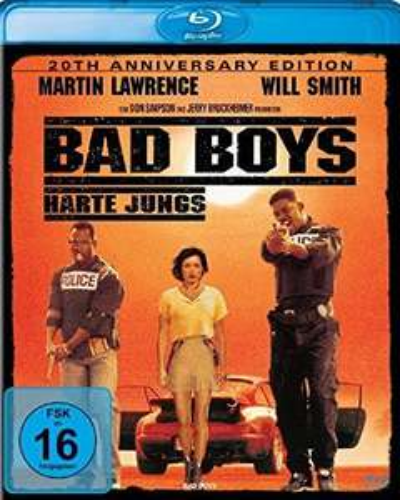Bad Boys - Harte Jungs - 20th Anniversary Edition / Remastered 4K (Blu-ray) für 7,90€ bei Amazon (Prime)