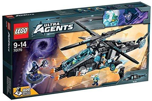 [GLOBUS WEISCHLITZ][LOKAL] LEGO Ultra Agents 70170 - Ultracopter versus Antimatter [Abverkauf]