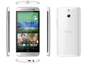HTC E8 -  2GB Ram - 16GB intern - Snapdragon 801 - weiß - refurbished - sunsky-online.com - China Deal