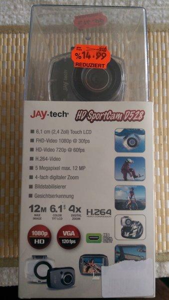 JAY-tech HD Sport Cam, Action Cam D528 {Kaufland}