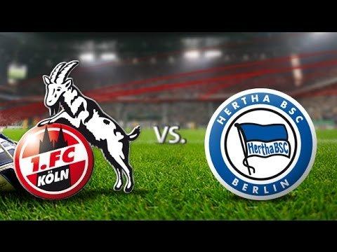1 Glücksticket - 1.FC Köln gegen Hertha BSC - 26.02.2016 - 20:30 Uhr für 19,48 € ggf. statt 107€