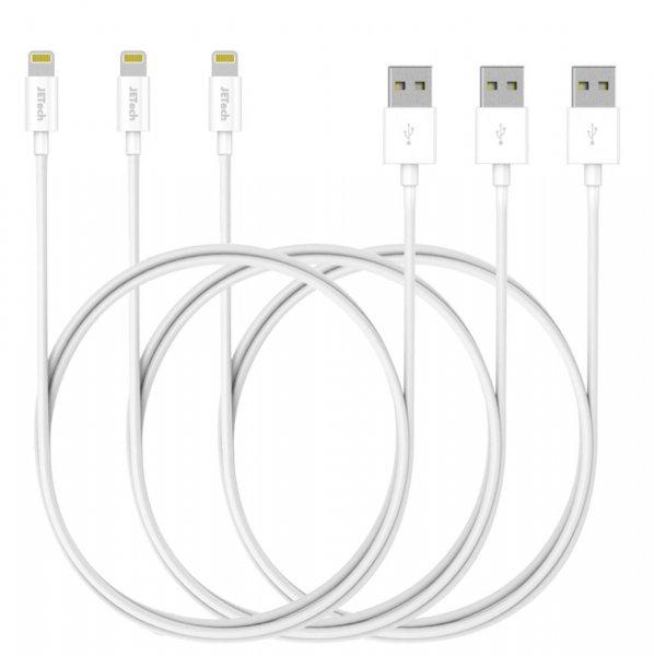 (Amazon Prime ) kein Versand oder buchtrick 3x Apple iPhone 6s Lightning mfi zertifiziert für 7,95€